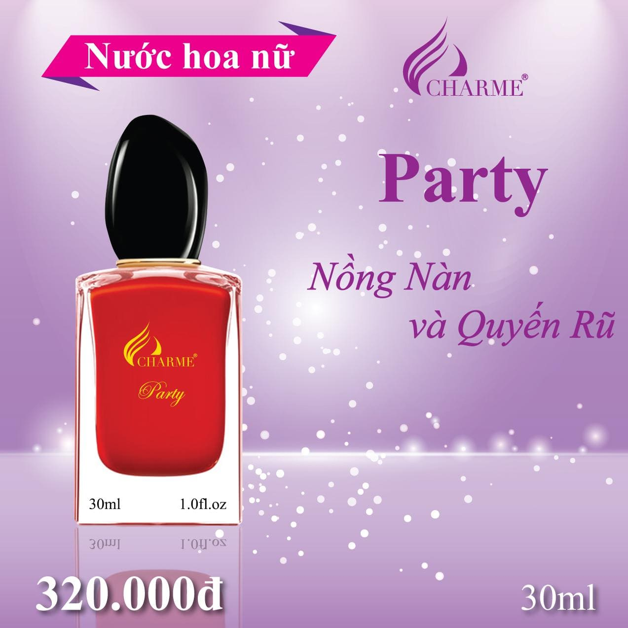 Charme Party 30ml
