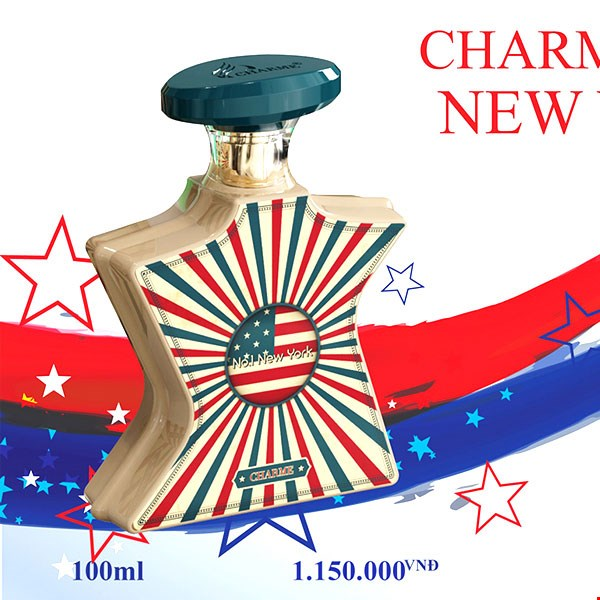 Charme No.1 New York 100ml